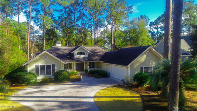 Beaufort County Single Family Home For Sale: 1716 Longfield Drive