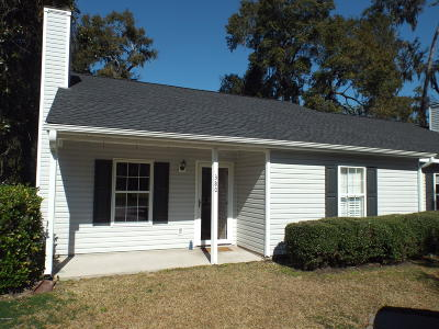 Beaufort Condo/Townhouse For Sale: 380 Cedar Grove Circle