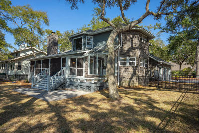 Beaufort County Single Family Home For Sale: 23 Tuscarora Avenue