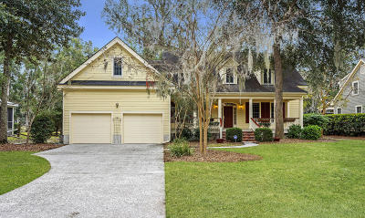 Beaufort County Single Family Home For Sale: 22 Ridge Road