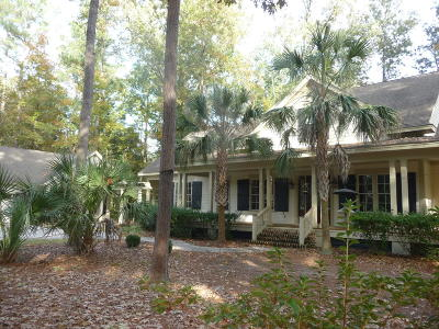 Beaufort County Single Family Home For Sale: 35 Osprey Circle