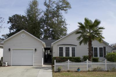 Beaufort Single Family Home Under Contract - Take Backup: 3 Stono Court