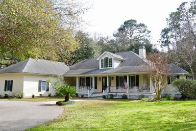 Beaufort County Single Family Home For Sale: 602 Ashdale Drive
