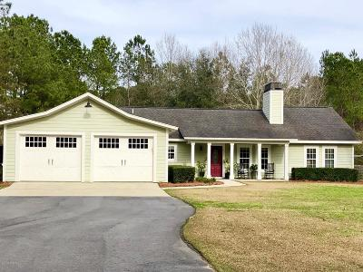 Seabrook Single Family Home For Sale: 38 Butler Farm Road