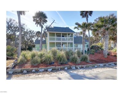 Fripp Island Single Family Home For Sale: 581 Remora Drive