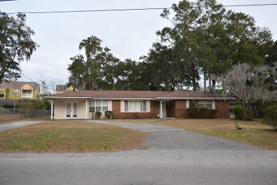 Beaufort County Single Family Home Under Contract - Take Backup: 2531 Azalea Drive