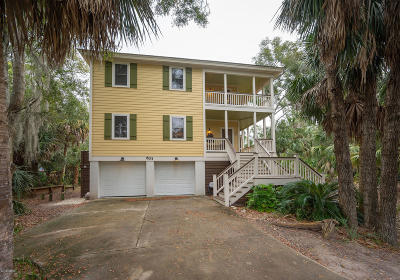 Fripp Island Single Family Home For Sale: 833 Bonito Drive