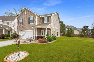 Beaufort County Single Family Home For Sale: 209 Mission Way