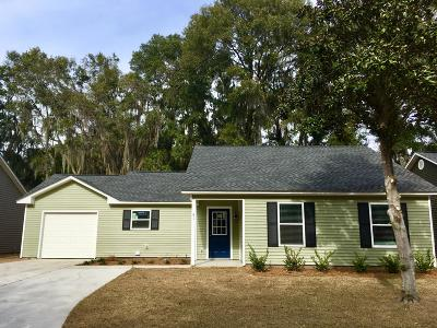 Beaufort County Single Family Home For Sale: 41 Brindlewood Drive