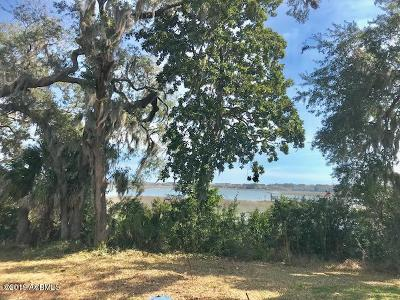 Baufort, Beaufort, Beaufot, Beufort Residential Lots & Land For Sale: 30 Wrights Point Circle