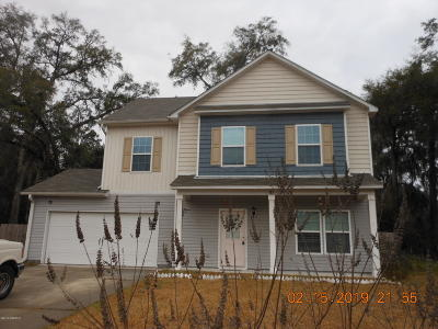 Beaufort County Single Family Home For Sale: 41 Spearmint Circle