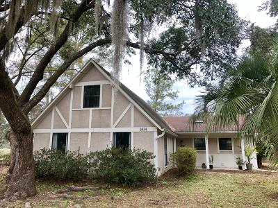 Beaufort County Single Family Home For Sale: 2834 W Royal Oaks Drive