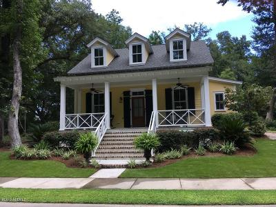 Habersham Single Family Home For Sale: 3 Brook Side