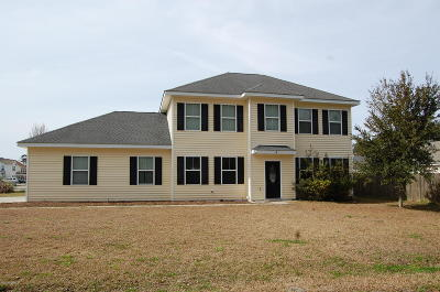 Beaufort Single Family Home For Sale: 4 Wintergreen Drive