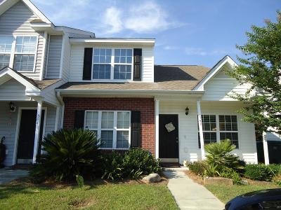 Beaufort Condo/Townhouse For Sale: 542 Candida Drive