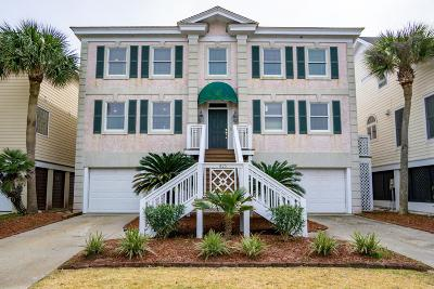 Beaufort County Single Family Home For Sale: 425 Ocean Point Lane
