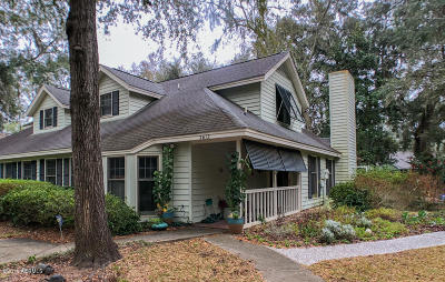 Beaufort County Condo/Townhouse For Sale: 2612 Joshua Circle