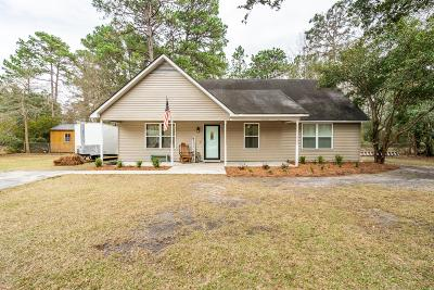 Beaufort County Single Family Home For Sale: 16 Hewlett Road