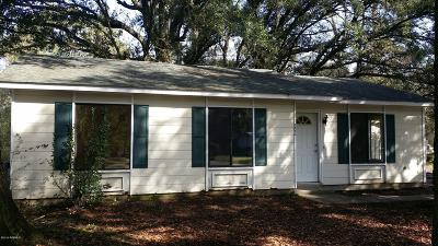 Beaufort Single Family Home For Sale: 3092 Clydesdale Circle