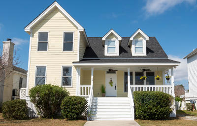 Beaufort Single Family Home For Sale: 43 Holbrook Drive