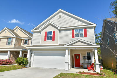 Beaufort Single Family Home For Sale: 181 Mission Way