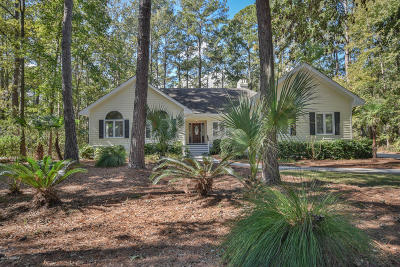 Okatie Single Family Home For Sale: 95 Osprey Circle