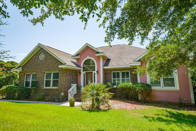 Beaufort County Single Family Home For Sale: 1149 Otter Circle