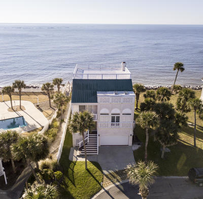 Fripp Island Single Family Home For Sale: 401 Ocean Point Lane