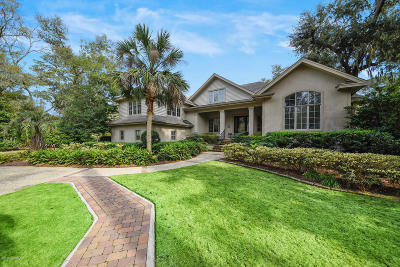 Hilton Head Island Single Family Home For Sale: 357 Long Cove Drive