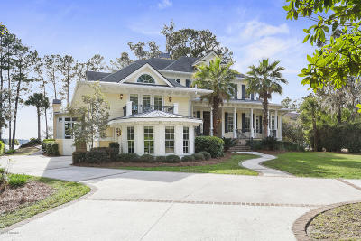 Beaufort County Single Family Home For Sale: 207 Callawassie Drive