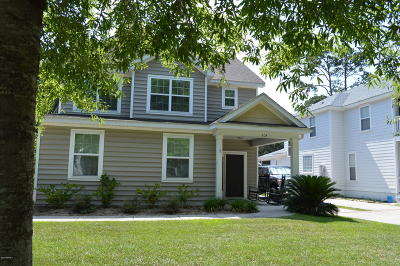 Beaufort, Beaufort Sc, Beaufot Single Family Home For Sale: 504 Abner Lane
