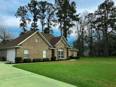 Beaufort Single Family Home Under Contract - Take Backup: 1010 Ferrets End