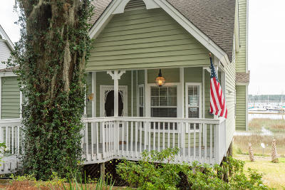 Beaufort County Single Family Home Under Contract - Take Backup: 63 Shipwright Circle