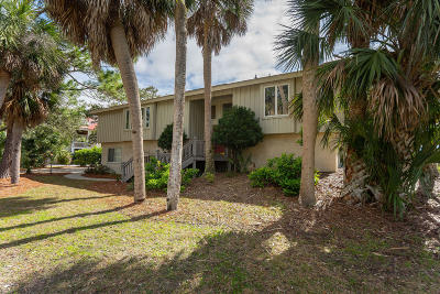 Fripp Island Single Family Home For Sale: 569 Remora Drive