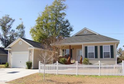 Beaufort SC Single Family Home For Sale: $219,000