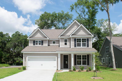 Beaufort County Single Family Home For Sale: 4270 Sage Drive