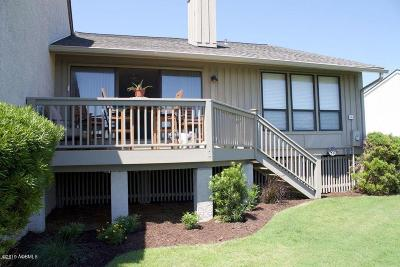 Fripp Island Condo/Townhouse For Sale: 131 Ocean Point Drive