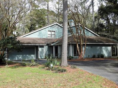 Dataw Island Single Family Home For Sale: 469 Bb Sams Drive