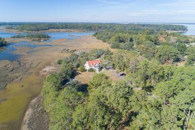 60 Coosaw River, Beaufort, SC, 29907, Ladys Island Home For Sale