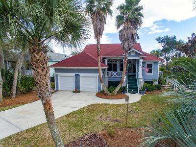 Fripp Island Single Family Home For Sale: 139 Ocean Creek Boulevard