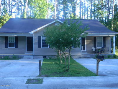 220-228 Taylor, Varnville, SC, 29944, Hampton County Home For Sale