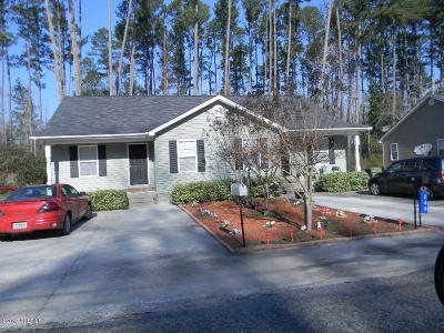 248-254 Taylor, Varnville, SC, 29944, Hampton County Home For Sale