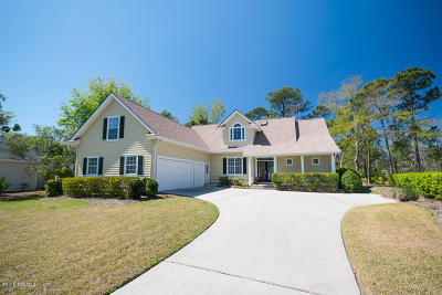 Hilton Head Island Single Family Home For Sale: 309 Fort Howell Drive