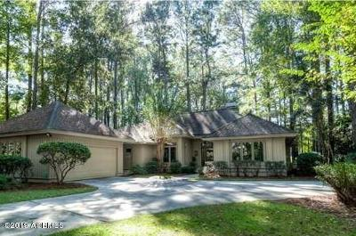 Callawassie Island Single Family Home For Sale: 17 Winding Oak Drive