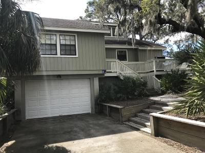 Fripp Island Single Family Home For Sale: 15 Fiddlers Point