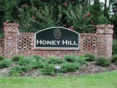 Ridgeland Residential Lots & Land For Sale: Lot 44 Honey Hill