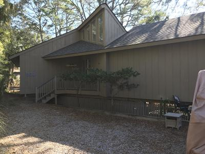 Fripp Island Single Family Home For Sale: 860 Sabal Court