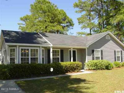 Beaufort Single Family Home Under Contract - Take Backup: 87 Pelican Circle
