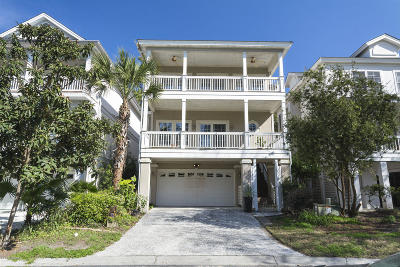 Hilton Head Island Single Family Home For Sale: 63 Bermuda Pointe Circle