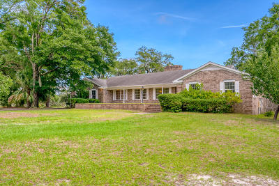 Beaufort SC Single Family Home For Sale: $575,000